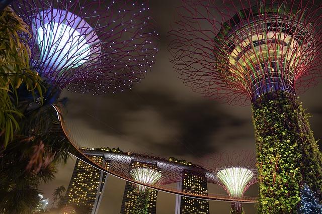 Singapore Tourist Spot